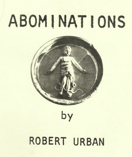 Abominations book cover